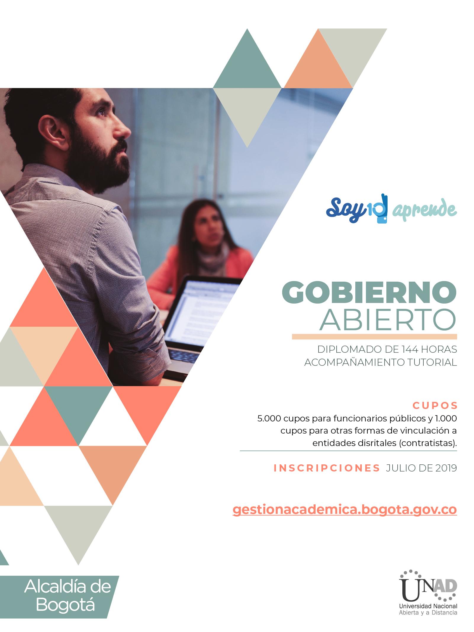Imagen Gobierno Abierto